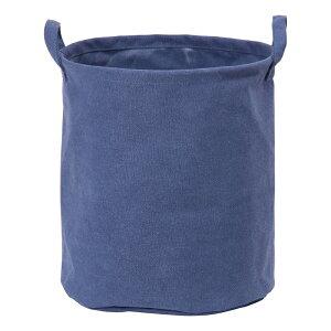 送料無料 4個入り ファブリックラウンドバスケット ランドリーボックス ランドリーバスケット おもちゃ箱 収納ボックス 洗濯かご 洗濯物入 脱衣かご リビング収納 スリム 折りたたみ レト