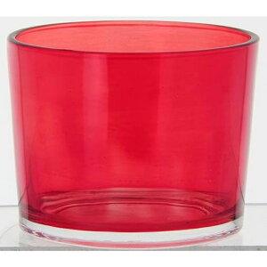 送料無料 6個入り コップ ガラス カラフルグラス S レッド ガラスコップ おしゃれ ギフト 結婚祝い 内祝い お祝い 贈り物 プレゼント 誕生日