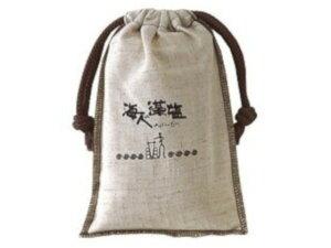 蒲刈物産 海人の藻塩 布袋入り 300g x10 *