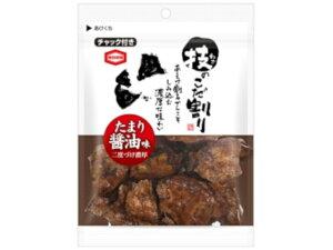 亀田 技のこだ割り たまり醤油味 52g x10 *
