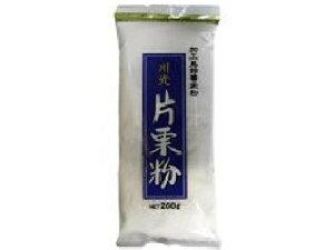 川光 片栗粉 200g x6 *
