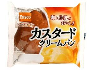 パスコ カスタードクリームパン 1個 x3 * 敬老の日