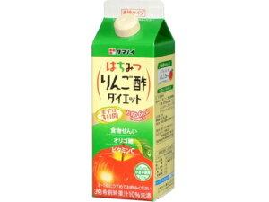 タマノイ酢 はちみつりんご酢 ダイエット濃縮 500ml x12 * 敬老の日