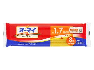 日本製粉 オーマイ ロングスパゲッティ 1.7mm 300g x10 * 敬老の日