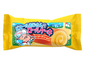 やおきん ロールケーキバタークリーム 20g x24 *