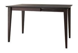 【送料無料】 エクステンションテーブル テーブル単品 ダイニングテーブル 伸張式ダイニングテーブル 木製 伸張式テーブル 伸縮式テーブル エクステンションテーブルダイニング -スワロー Sサイズダイニングテーブル- ナチュラル ダークブラウン シンプル 新生活 敬老の日