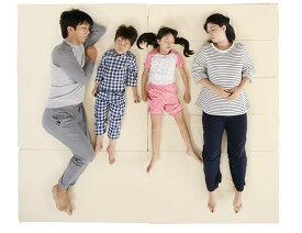 ソファになるから収納いらず 3サイズから選べる家族で寝られるマットレス ワイドK240