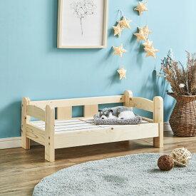 北欧パイン材を使用したベット ベッド すのこ ペットベッド 犬 イヌ いぬ ドッグ 猫 ネコ ねこ キャット ペット用ベッド おしゃれ かわいい