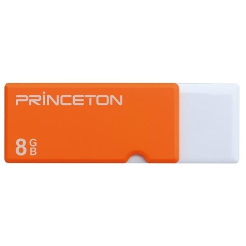 プリンストン USB3.0対応 フラッシュメモリー オレンジ 8GB PFU-XTF/8GOR(1コ入)