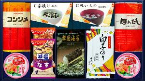 【まとめ買い5セット】味の素&白子のり&アマノフーズ 食卓詰合せ 敬老の日