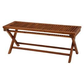送料無料 チークガーデン フォールディングベンチ 木製 屋外 折り畳み椅子 折畳み 折畳 折り畳み 長椅子 ベンチ チェア イス 椅子 ロングベンチ 木製ベンチ 腰掛け おしゃれ RB-1598TK