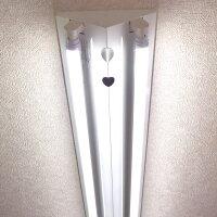 【2年保証】高演色LED蛍光灯16W1800lm口金G135000K昼白色Ra9240W型交換品【BTL07-Ra92-5000K-600】