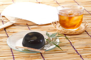 栗水羊羹(3個入)松月堂 岐阜 中津川 和菓子 お土産 ギフト 老舗 スイーツ