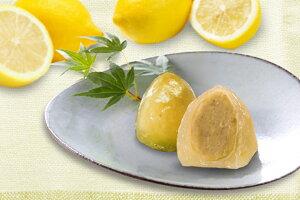 創作栗きんとん レモン栗苞(くりづつみ)(10個入)
