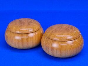 木製碁笥 欅(平型) 特大