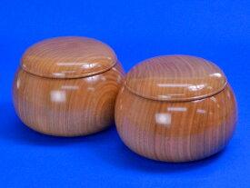 木製碁笥 桜 超特大