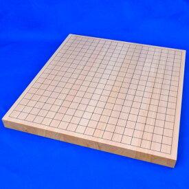 囲碁盤 国産桧1寸ハギ卓上碁盤
