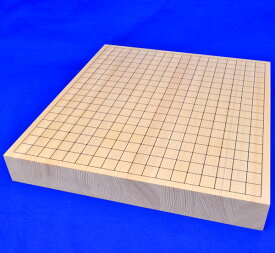 囲碁盤 国産桧2寸ハギ卓上碁盤