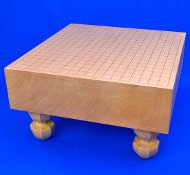 囲碁盤 新桂4寸足付碁盤