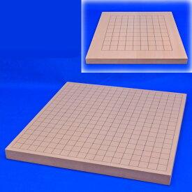 囲碁将棋両用卓上盤 新桂1寸ハギ