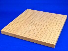 囲碁盤 ヒバ1寸ハギ卓上碁盤