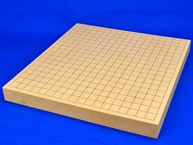 囲碁盤 ヒバ1寸5分ハギ卓上碁盤