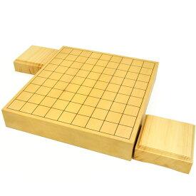 将棋盤 新かや2寸一枚板卓上将棋盤(駒台付)
