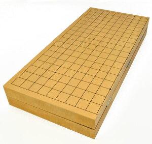 木製囲碁盤 折碁盤 新桂10号【難あり特価品WG30】