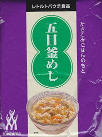 三島食品炊き込み用ごはんの素五目釜めし