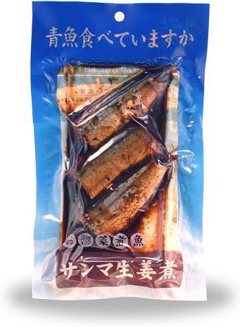 太田食品お惣菜煮魚 さんま生姜煮