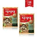 ダシダ 韓国 調味料 あさり アサリ 300g 2set あさりだし 韓国調味料 韓国食品 出汁