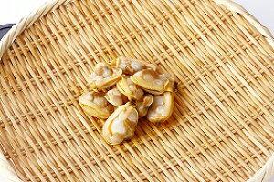 ノースイ)ボイル剥き身 匠味あさり IQF生食用 1kg(冷凍食品 お刺身 寿司ネタ 自然素材 魚介類 アサリ)