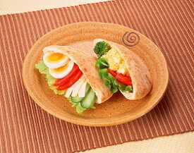 JCコムサ)ピタパン 約80g×5枚(冷凍食品 冷凍 中が空洞 サンドウィッチ 洋食 スナック)