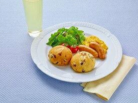 テーブルマーク)レーズンブレッド 約24g×10個(冷凍食品 パン 軽食 朝食 洋食 スナック ぱん )