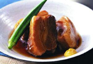味の素)やわらか角煮 1kg(20個入)(冷凍食品 三元豚 かくに 業務用食材 豚肉 角煮)