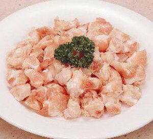 国産 鶏丸軟骨(ひざ軟骨)2kg(冷凍食品 からあげ 鶏 とり トリ チキン)