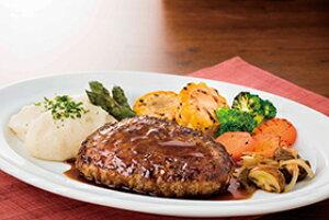 ザ・ビーフハンバーグ 約227g×5個入 17194(肉感 ジューシー感 冷凍 ハンバーグ 肉料理 レンジ)