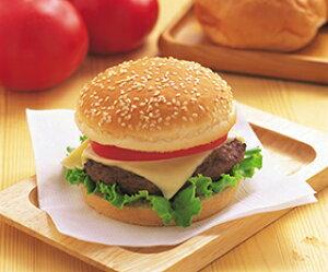 【新商品】岩谷産業)バーガー用パン 50g×6個入り(冷凍食品 軽食 朝食 ばんず バンズ バーガー バンズ)