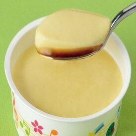 味冷)プリン (豆乳クリーム入) 40g×40個(●ケース)(冷凍食品 ぷりん カップ 個包装 ケース販売 ケーキ 洋菓子 デザート フルーツ クリーム)