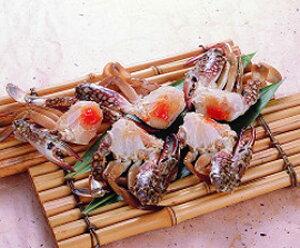三水 ) 渡りがに カット ( 内子入 ) 240g ( 6〜7肩入 ) 販売期間 10月-2月(鍋 なべ カニ 鍋具材 鍋食材 海鮮)