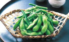 ニッスイ)枝付き枝豆 1kg (冷凍食品 えだまめ エダマメ )