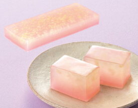味の素冷凍)水菓子白桃羹(フリーカット) 360g(冷凍食品 白桃果実 桜色のあん 和菓子 水菓子)