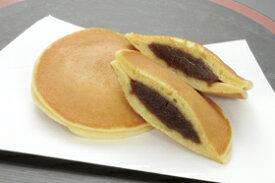 仙波糖化)しっとりどら焼(こしあん)40gx10個(個包装)(文化祭 イベント和風デザート)