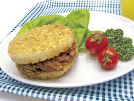 東洋水産)業務用ライスバーガー焼肉120g×2個(冷凍食品 ライスバーガー ご飯 サンド)【RCP】