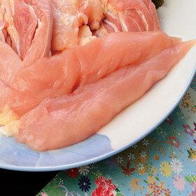 岐阜アグリフーズ)奥美濃古地鶏ムネ肉 2kg(鶏 とり トリ チキン むね ムネ 鳥肉 鶏肉 2018年新商品:肉)
