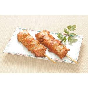 イカ天串 (ねぎ生姜) 70g×5本入 19164(和風調理食品 和食揚げ物 串揚げ)