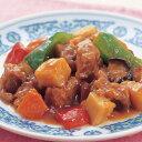 ケイエス)なごやか中華 酢豚 1kg(冷凍食品 業務用 冷凍食品すぶた スブタ 中華 惣菜 一品)