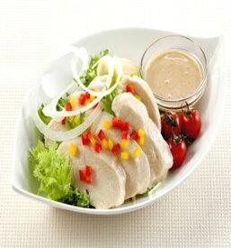 【新商品】日本ハム)サラダチキン(スライス) 1kg(6枚入)(冷凍食品 サラダ トッピング オードブル 鶏肉 鳥肉 チキン)