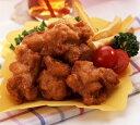 味の素)レンジ若鳥唐揚(完全加熱)600g(20個)(業務用食材 鶏 唐揚げ 揚げ物 フライ 若鶏モモ 和食)