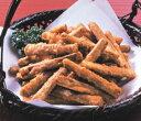 ニチレイ)ごぼうの唐揚 600g(約150〜200個入)(業務用食材 ごぼう 牛蒡 唐揚げ 野菜 和食)